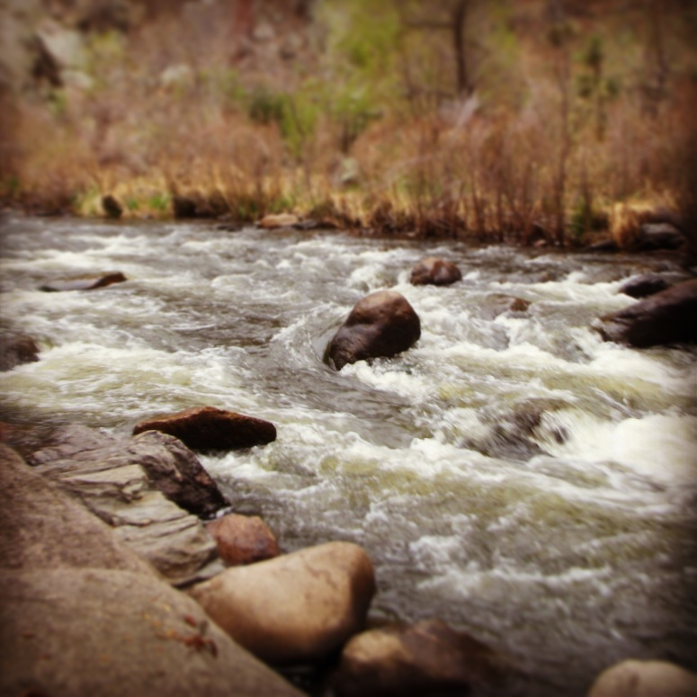 River in Colorado